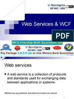 What Are Web Services and WCF in ASP.net
