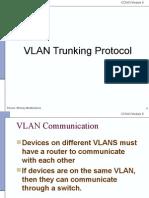 CCNA3 3.1-09 VLAN Trunking