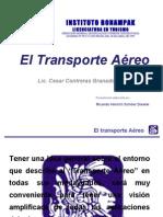 Presentación Transporte Aéreo 1