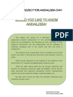 Presentations on Andalusia