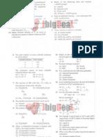 Jmi Engineering Entrance Exam Chemistry Solved Paper 2010