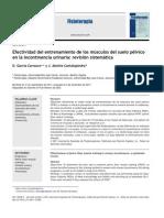 Efectividad Del Entrenamiento de Los Músculos Del Suelo Pélvico en La Incontinencia Urinaria_revision Sitematica