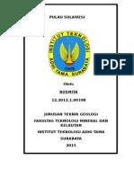 Geologi Sulawesi