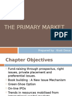 The Primary Market