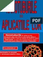 Nanotuburile Si Aplicatiile Lor