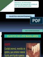 2da Clase Quistes Odontógenos