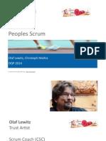 2014 Oop Lewitz Mathis Peoples Scrum.key