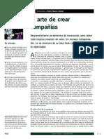 El Arte de Crear Empresas