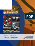 Acoustical Interiors