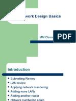 Network Design Basics