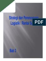 Strategi Dan Perencanaan Logistik