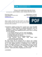 Kithil and Alzamora-Grounding Bonding and Surge Protection-2014-ILDC-ILMC