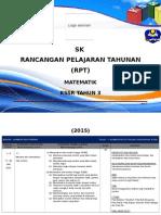 RPT MT Tahun 3, 2015