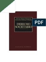 Derecho Societario - Richard Efrain y Orlando Muiño 1