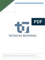 Técnicas reunidas análisis de valoración