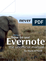 Evernote User Guide