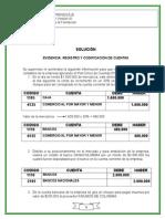 Retroalimentacion Registro y Codificación de Cuentas Contabilidad 2014