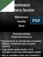 Seminario Discriminación