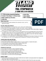 Stopwatch 0001