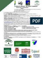 VIII Concurso Letras09-10 Bases