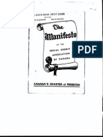 The Manifesto of the Social Credit Association of Canada.pdf