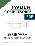 WRV Instalación