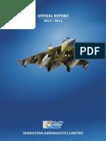 Annual Report 2013 14 English hal