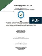JUANA IRIS  - PANDILLAS EN EL CENTRO EDUCATIVO DIVINO NIÑO. TAREA 1.docx