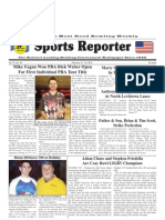 February 10, 2010 Sports Reporter