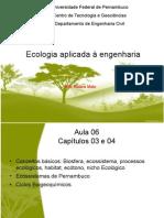 Ecologia Aplicada a Engenharia 2603