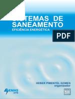 Sistemas de Saneamento Eficiencia Energetica