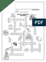 cruzadinha - revisão de ortografia 1.doc