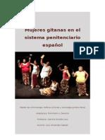 Mujeres Gitanas en El Sistema Penitenciario Español