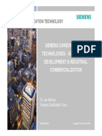 2-Jan Kollmus-Siemens Carbon Capture Technologies – Successful Technology Development From Pilot Scale to Application in Mega Plant Scale