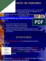 Presentacion Ofial de Inventarios