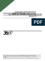Test Spec Sheet