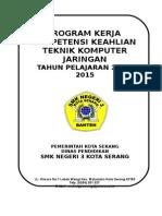 Program Kerja Tkj 2014-2015