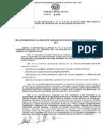 2015. Ley 5413_15 Que Modifica Arts de La Ley 40_90