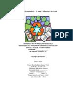 Proyecto de Aprendizaje El Juego y el Reciclaje UPEL Tibisay..docx