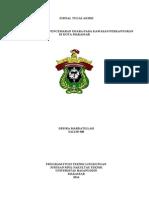 JURNAL TUGAS AKHIR ANALISIS TINGKAT PENCEMARAN UDARA PADA KAWASAN PERKANTORAN DI KOTA MAKASSAR.pdf
