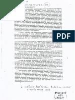 Texto Libâneo a Didática e o Trabalho de Professores