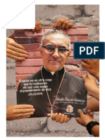 Afiche Romero