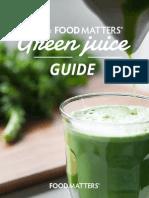 FM Green Juice Guide 2015