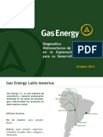 Presentacion Diagnostico Sector Hidrocarburos de Bolivia