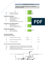 Calculos de Cimentación de Est Madera (Alternativa)
