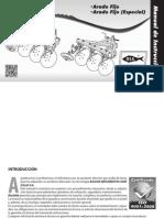 Manual de Instrucciones AF AFL