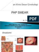 Screening CA Cervix Dengan Pap Smear