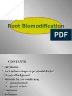 Root Biomodification (2)