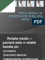 Etica in Medicina Liubimova,Buimistr