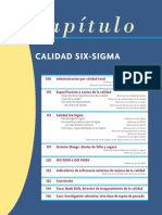Capitulo 9 Calidad Six Sigma